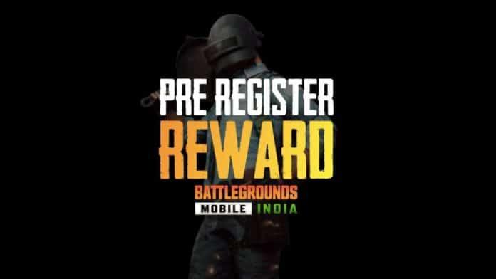 Battlegrounds Mobile Pre-register rewards