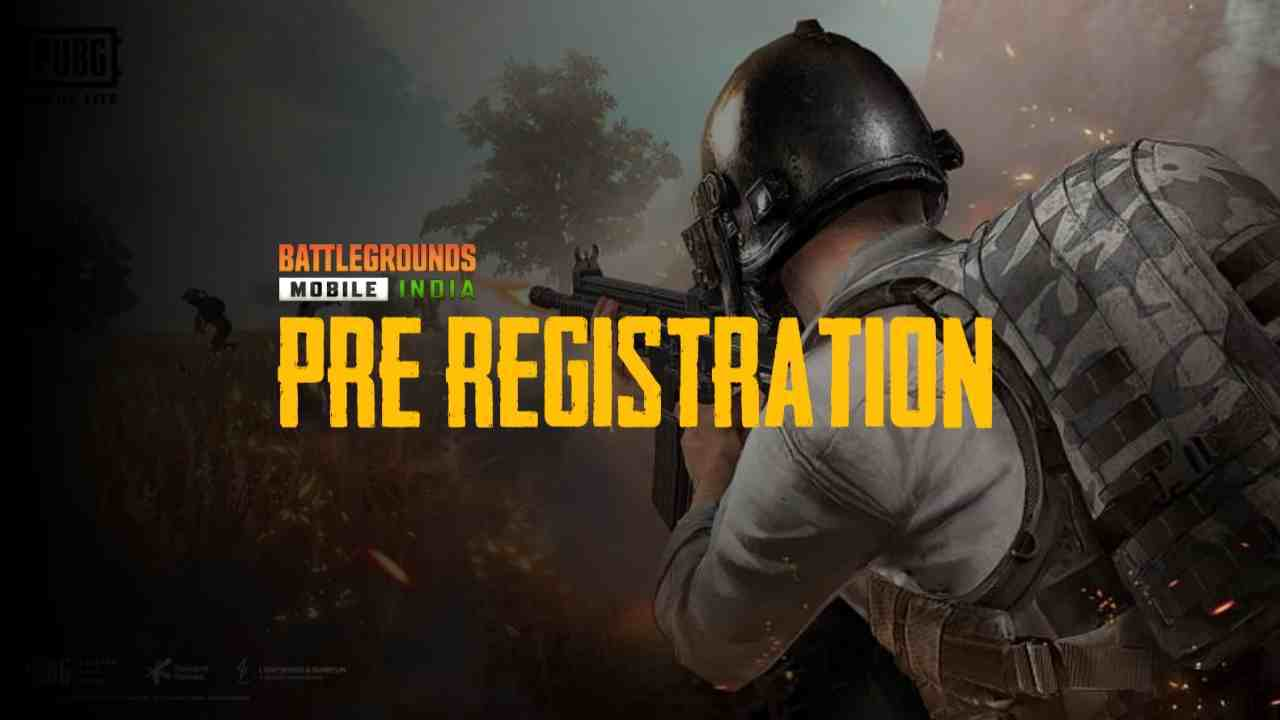 Battlegrounds Mobile India (PUBG game) Pre-registration date announced