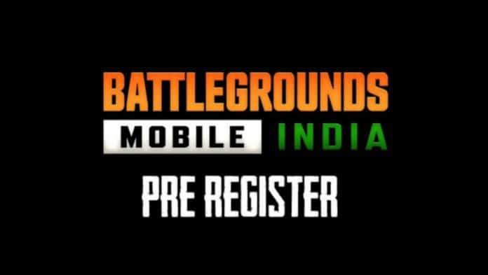 Battlegrounds Mobile game Pre-registration