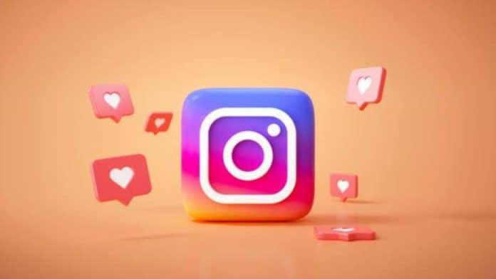 Hide likes on Instagram post