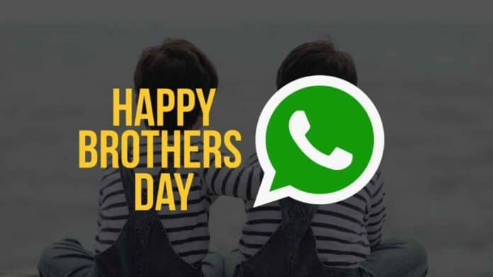 Happy Brother's Day 2021