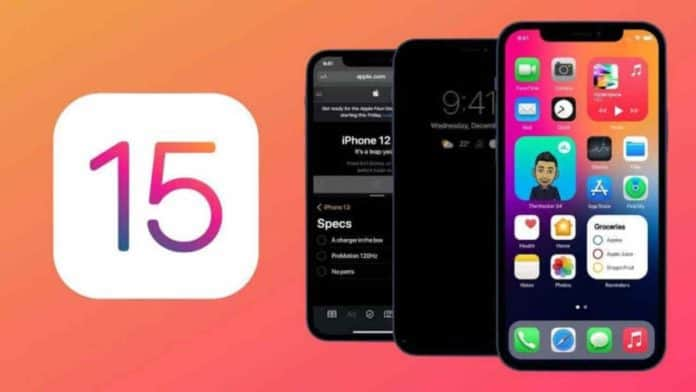 iOS 15 supported devices, Expected features, Release Date