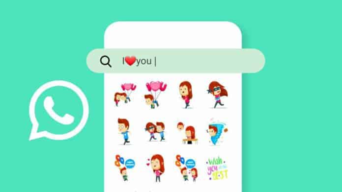 WhatsApp rolling out new Search for Stickers
