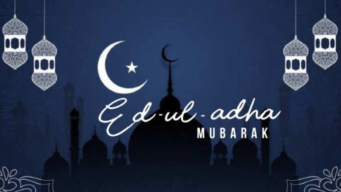 Happy Eid al-Adha 2021