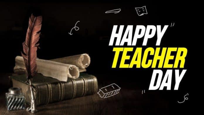 Happy Teachers Day 2021