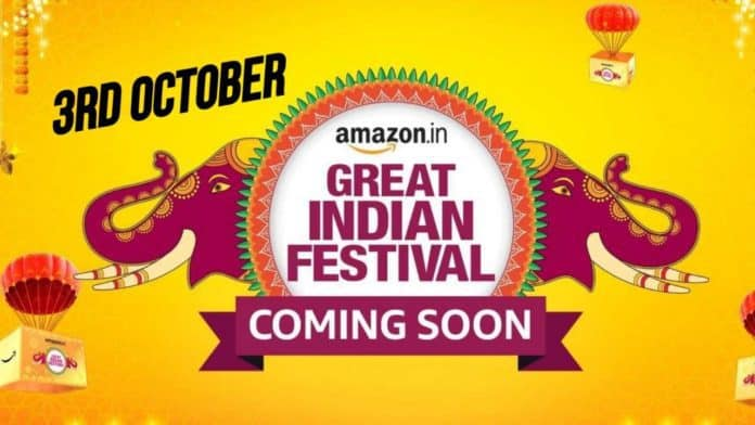 Great Indian Festival Sale 2021